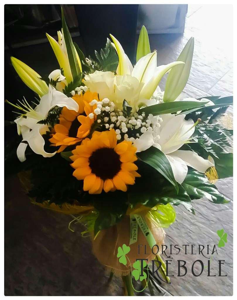 Resultado de imagen de ramos de flores fotos floristeria trebole