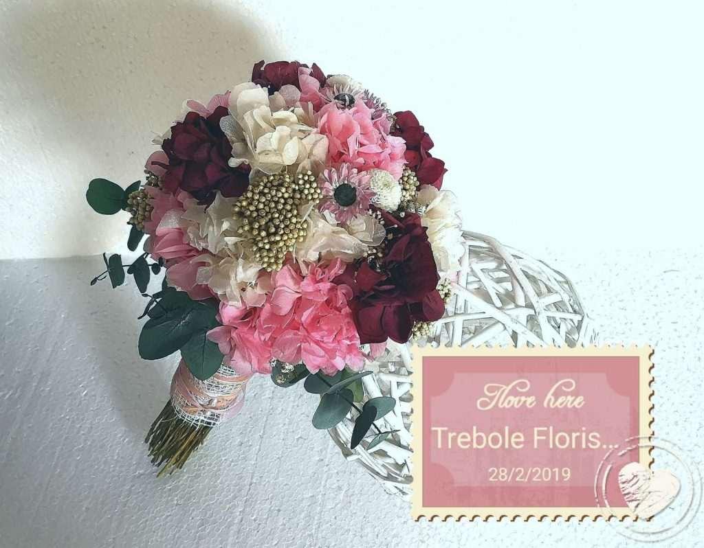 Las flores preservadas